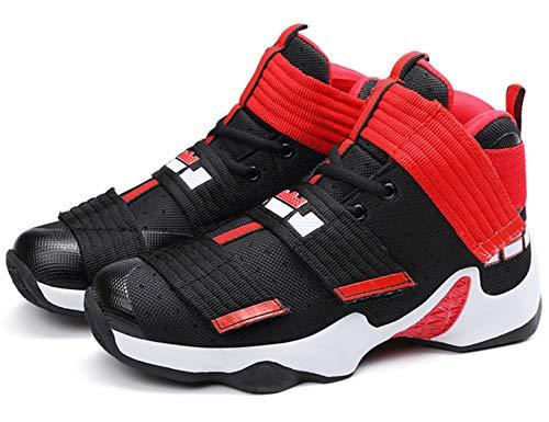 High Rojo Correr Zapatos Al Para Negro Sinoes Mujer Antideslizante D911 Hombre Calzado top Libre De Lace Deporte Transpirable Up Ligeros Zapatillas Deportivo Moda Aire Baloncesto Sneaker xHPw4pqx