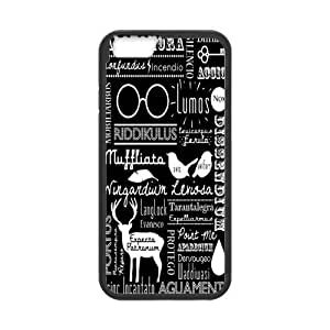 LeonardCustom Harry Potter Inspirational Quotes Protective Gel Hard Fitted Phone Case Cover for iPhone6 4.7 inch