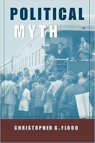 Book Political Myth (Theorists of Myth) by Christopher Flood (2001-11-23)
