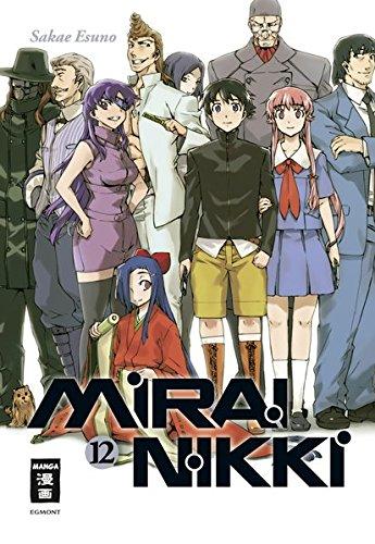 Mirai Nikki 12 Taschenbuch – 9. August 2013 Sakae Esuno Josef Shanel Matthias Wissnet Egmont Manga