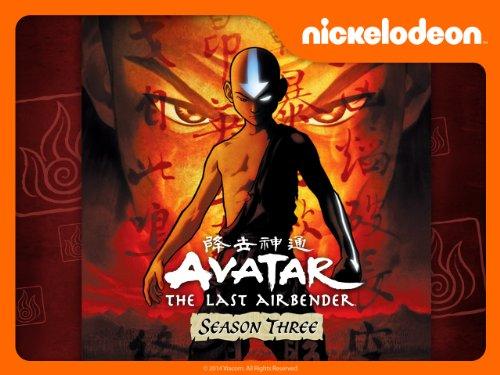 Amazon.com: Avatar The Last Airbender Season 3