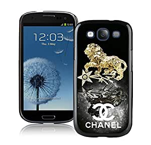 Fashionable Customize Hard Phone Case For Samsung Galaxy S3 I9300 Cover Case 39 Black