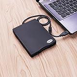 """3.5"""" USB Floppy Disk Drive External Portable 1.44"""