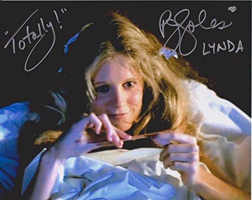 (PJ Soles Halloween Original Autographed 8X10)