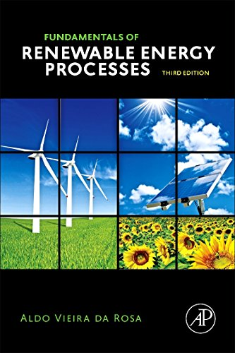 Fundamentals Of Renewable Energy Processes  Third Edition