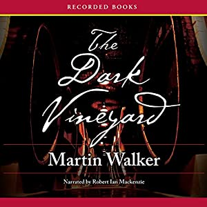 The Dark Vineyard Audiobook