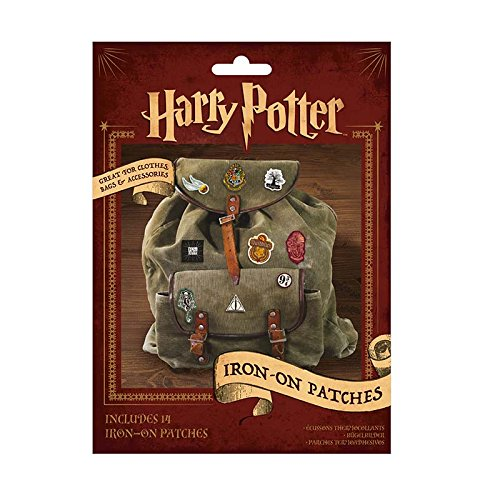 Harry Potter - Iron On Patches]()
