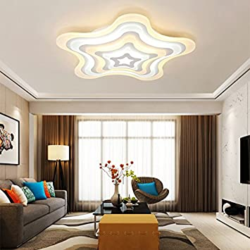 Régulable LED Plafonnier Moderne Lampe De Plafond Ultra Mince ...