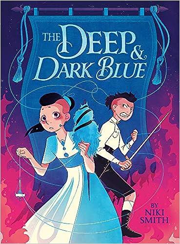 Amazon.com: The Deep & Dark Blue (9780316486019): Smith, Niki: Books