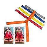 ShopSquare64 Backboard Color Coded Spider Strap Spine Support Board Stretcher Immobilization Spinal Fixation