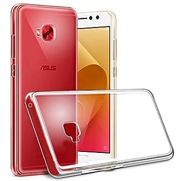 d85fe6051f Capa Asus Zenfone 4 Selfie 5.5 ZD553KL - Transparente  Amazon.com.br ...