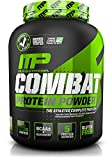 MusclePharm Combat Powder Advanced Time Release Protein, Vanilla, 4 Pound