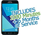 Tracfone Samsung Galaxy J7 Sky PRO 5.5'' 16GB with 1000 Minutes/Texts/Data + 6 Months of Service