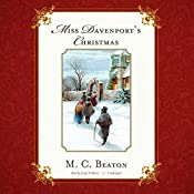 Miss Davenport's Christmas: Love & Temptation, Book 6 | M. C. Beaton