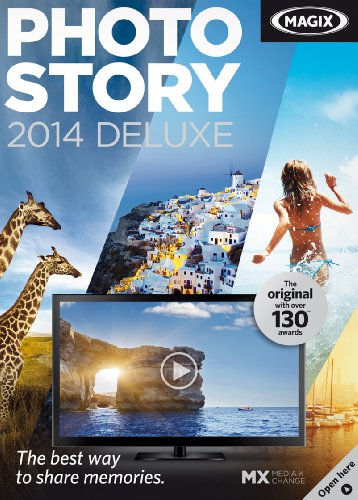 MAGIX Photostory 2014 Deluxe [Download] by MAGIX
