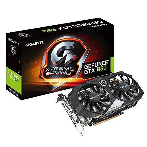 Gigabyte GeForce GTX Graphics Cards GV-N950XTREME-2GD