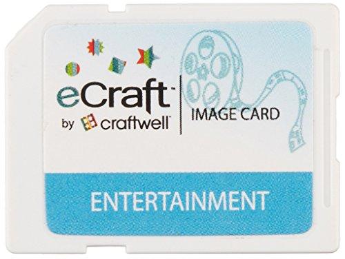 eCraft SD Image Cards-Entertainment