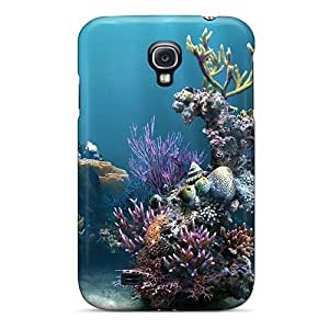 High Quality Purecase Deep Water Skin Case Cover Specially Designed For Galaxy - S4