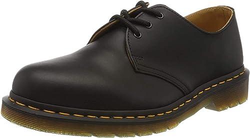 TALLA 42 EU. Dr. Martens 1461, Zapatos de Cordones Unisex Adulto