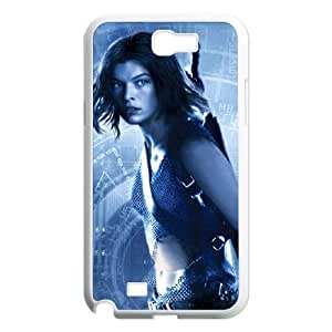Samsung Galaxy Note 2 N7100 Phone Cases White Resident Evil EXS559665