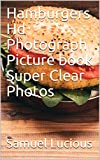 Hamburgers Hd Photograph Picture book Super Clear Photos