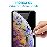 Amuoc Tempered Glass Film for Apple iPhone 8 Plus