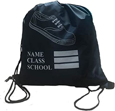 Kids Colors Bag Gym Bag Waterproof Sports SHOES School Drawstring Bag Gils Boy