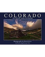 Colorado 2016 Scenic Wall Calendar