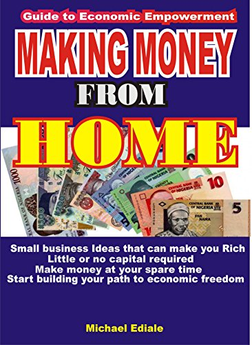 Amazon Com Making Money From Home Small Home Based Business Ideas