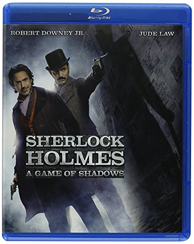 Blu-ray : Sherlock Holmes: A Game of Shadows (AC-3, Dolby, Eco Amaray Case, , Digital Theater System)