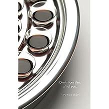 Silver Tray Communion Bulletin (Pkg of 50)