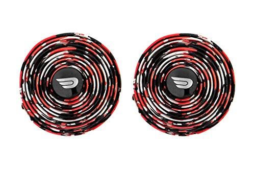 Pure Fix Handlebar Tape, Camo Red/White