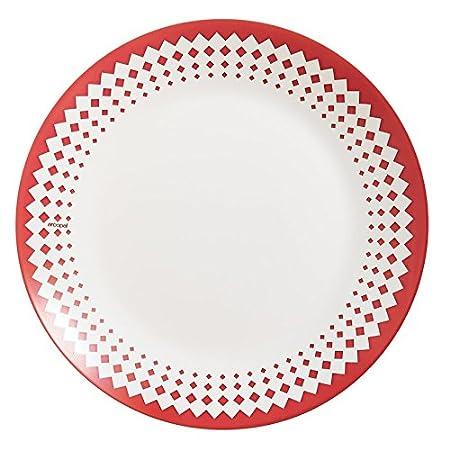 Arcopal 18pc ADONIE Dinner Set ( 6 plates each in 25cm / 20cm u0026 18cm Dinner  sc 1 st  Amazon UK & Arcopal 18pc ADONIE Dinner Set ( 6 plates each in 25cm / 20cm u0026 18cm ...