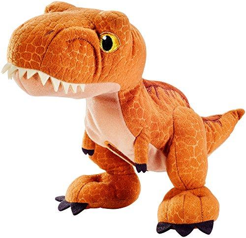 Action Tabs (Jurassic World Reversible T-Rex Plush)