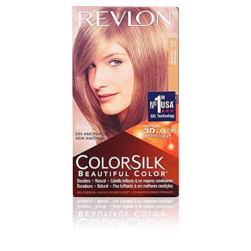 Revlon Colorsilk Beautiful Color, Dark Blonde, 1 Count