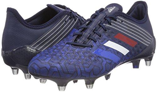 plamet Scarpe Uomo Malice 000 Adidas sg maruni azul Da Predator Rugby Control Blu xP05Iq