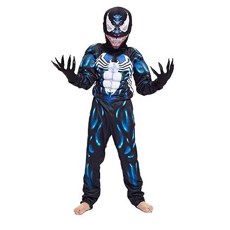 ZZX Traje De Cosplay De Anime Spiderman, Traje De Cosplay De ...