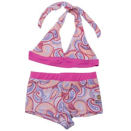 Outside Baby Swim Set Girl Bikini