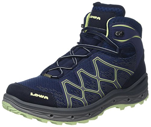 Mid W Blue Hiking Lowa Boots Women's Mint High 6908 GTX Rise Navy Aerox qAAOwtpg