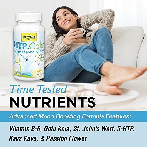 Natural Balance HTP, Calm, 60-Count by Natural Balance (Image #2)