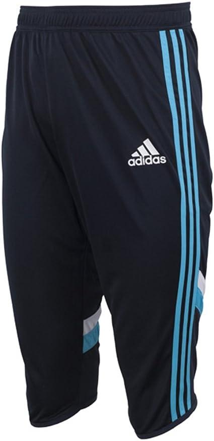adidas Chelsea 3//4 Training Dark Marin//Blue//White Pants