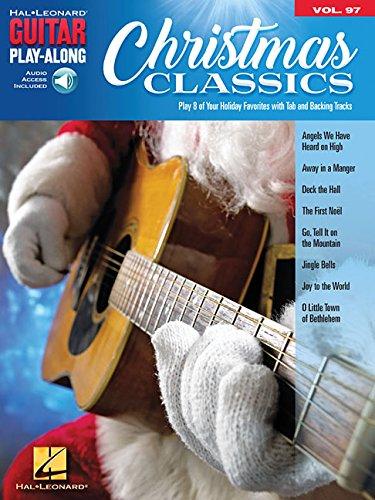 Christmas Classics: Guitar Play-Along Volume 97 Bk/Online Audio (Hal Leonard Guitar Play-along) ebook