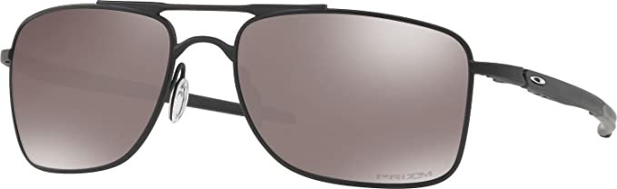 97f87054869b9 Amazon.com  Oakley Men s Gauge 8 Polarized Iridium Rectangular ...