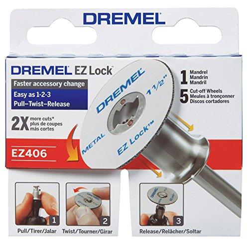 EZ Lock Starter Rotary Tool Kit (Dremel Ez Lock Starter Kit compare prices)
