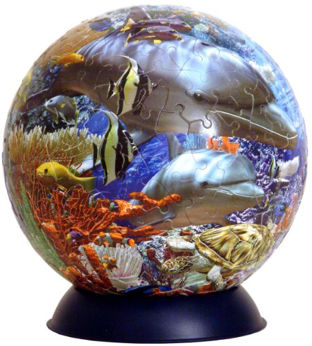 Ravensburger Ocean World - 240 Piece puzzleball ()
