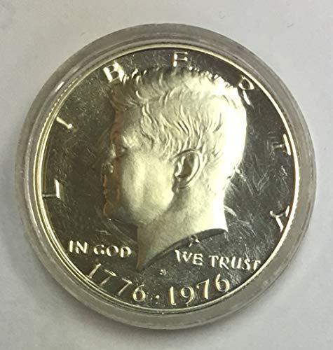 1976 S Kennedy Bicentennial (1776-1976) Silver Half Dollar 50c Proof