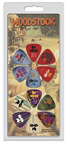 Perris Leathers LP12-WS1 Woodstock Guitar Picks