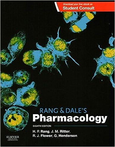 Rang dales pharmacology 8e 9780702053627 medicine health rang dales pharmacology 8e 8th edition fandeluxe Images
