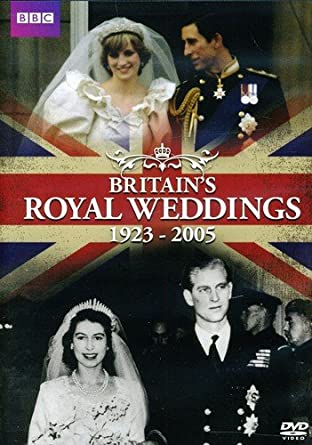 Britain's Royal Weddings | amazon.com