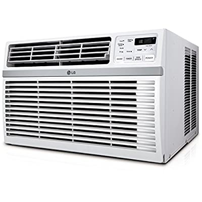 LG LW1216ER Window-Mounted AIR Conditioner with Remote Control, 12,000 BTU 115V (Certified Refurbished)